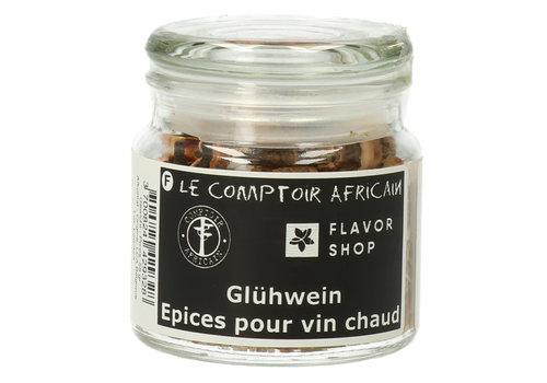 Le Comptoir Africain x Flavor Shop Kruiden voor Gluhwein