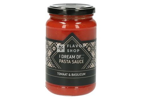 I dream of ... Tomaat & basilicum pastasaus