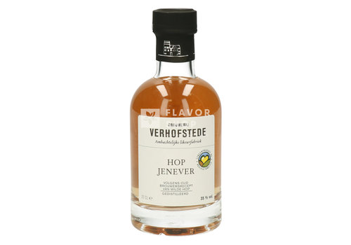 Brouwerij Verhofstede Edelweiss Hopjenever 20 cl