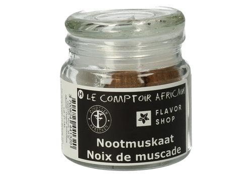 Le Comptoir Africain x Flavor Shop Muskaatnoot - heel
