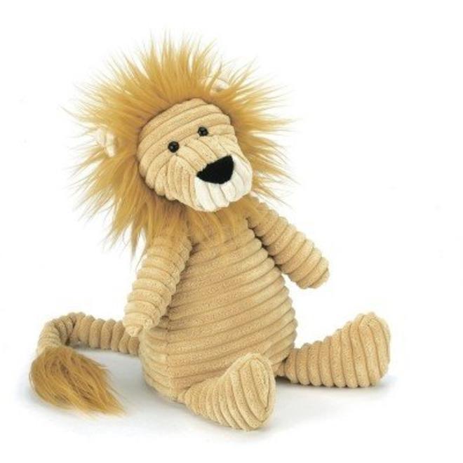 Knuffel leeuw fluweel