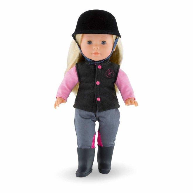 Ma Corolle Paardrijbroek (voor pop met haar)