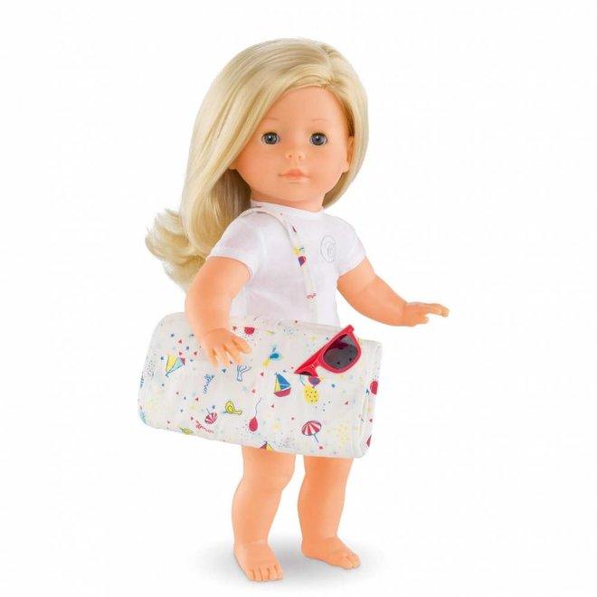 Ma Corolle Strandtas (voor pop met haar)