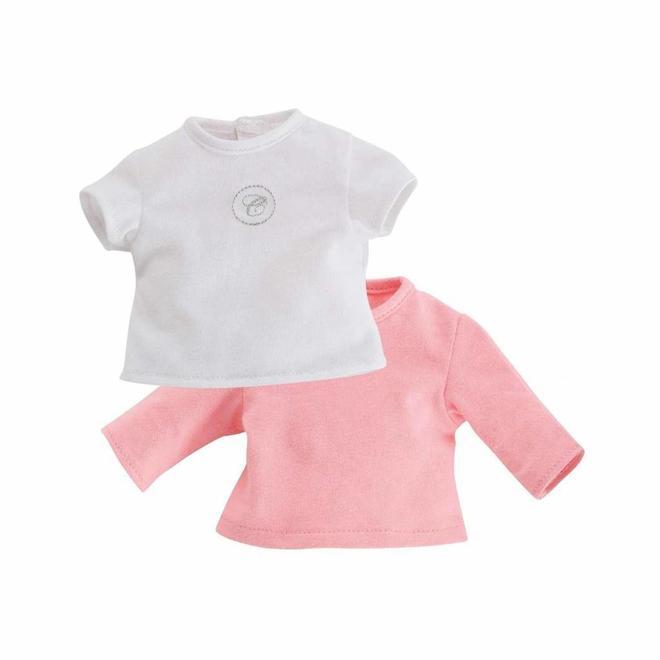 Ma Corolle T-shirts (voor pop met haar)