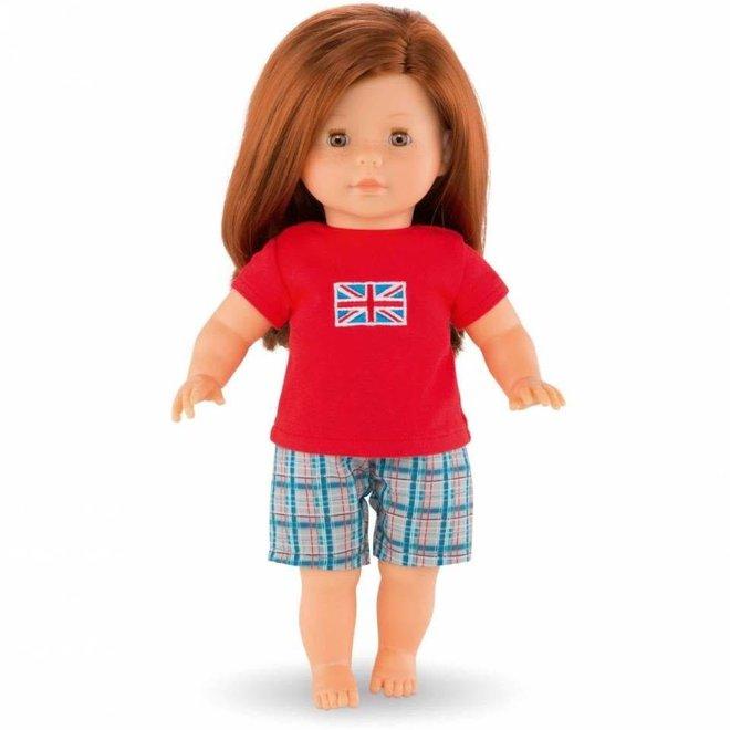 Ma Corolle Pyjama UK (voor pop met haar)