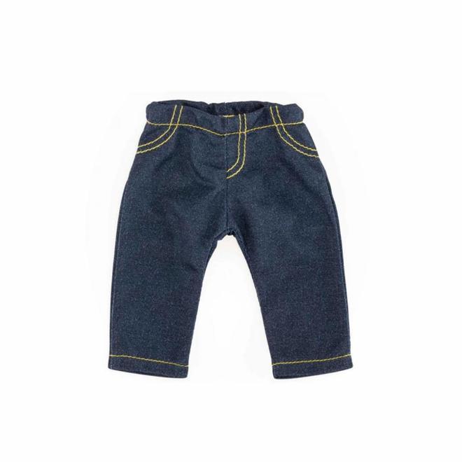 Jeans (voor pop met haar)