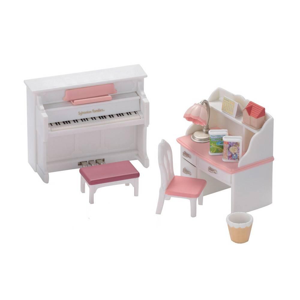 Sylvanian Families Sylvanian Families Piano & bureau set - 5284