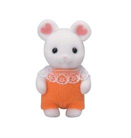 Sylvanian Families Sylvanian Families - Baby Marshmallow Muis - 5336