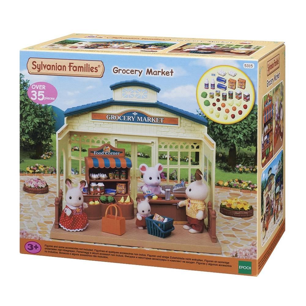Sylvanian Families Sylvanian Families Supermarkt - 5315