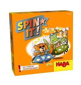 HABA Spin It! - Legspel 5+