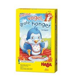 HABA Spel Kleine vogel, grote honger