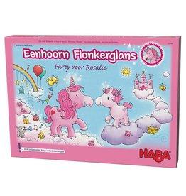HABA Eenhoorn Flonkerglans - Party voor Rosalie 3+