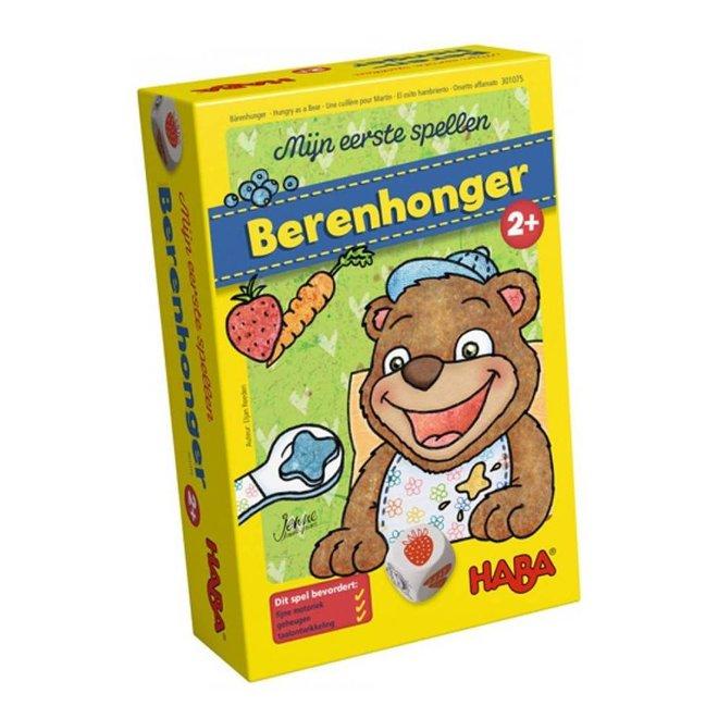 Mijn eerste spellen - Berenhonger 2+