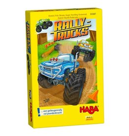HABA Rally Trucks - Geheugenspel 5+