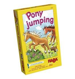 HABA Pony Jumping - Dobbelspel 3+