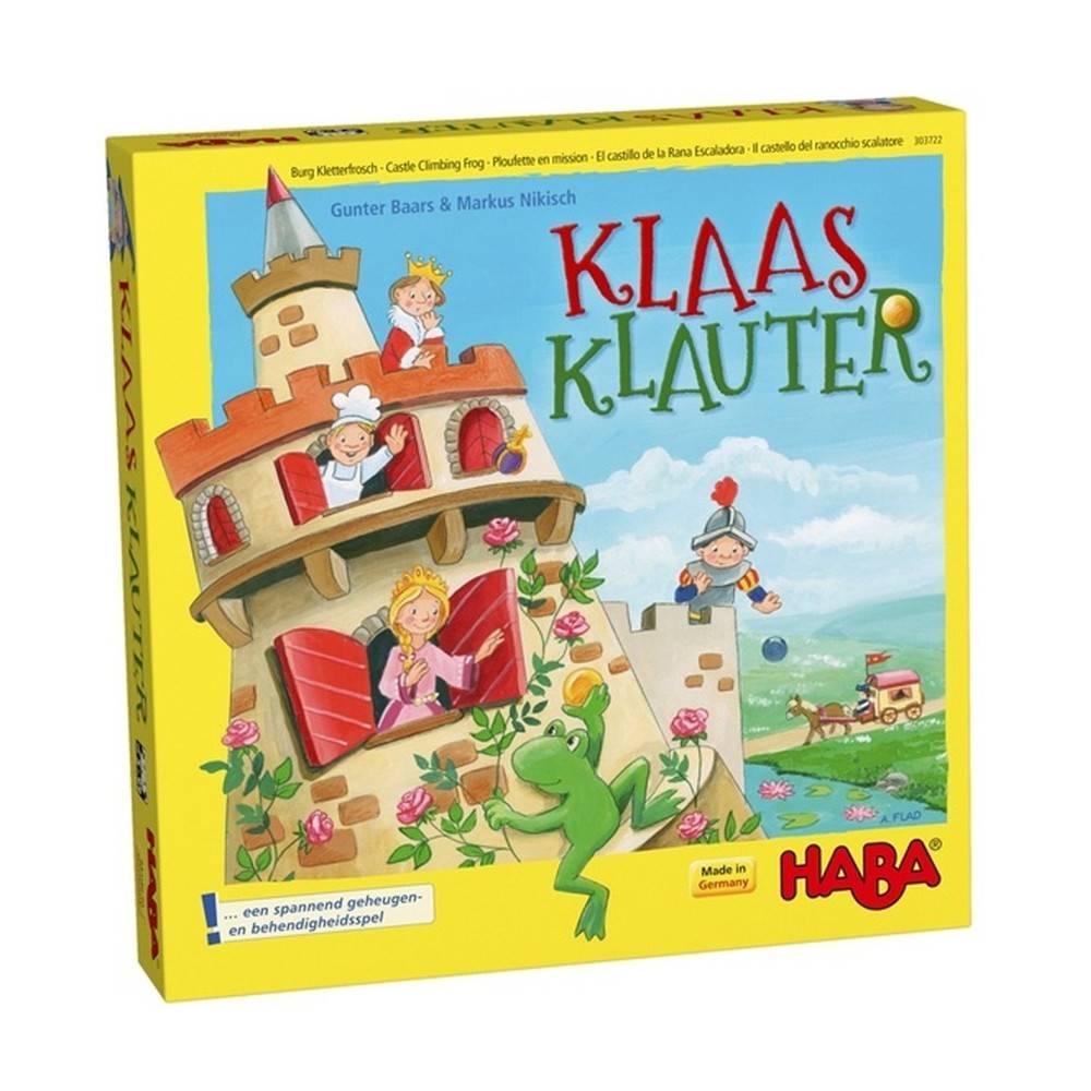 HABA Klaas Klauter - Behendigheidsspel 5+
