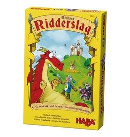 HABA Richard Ridderslag - Legspel 5+