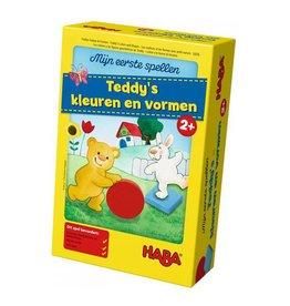 HABA Mijn eerste spellen - Teddy's kleuren en vormen 2+