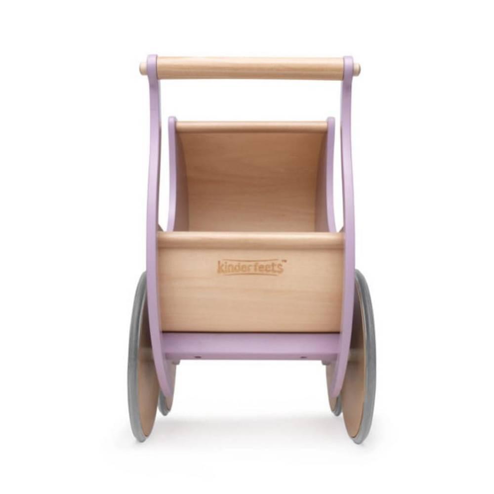 Kinderfeets Kinderfeets Poppenwagen Lila