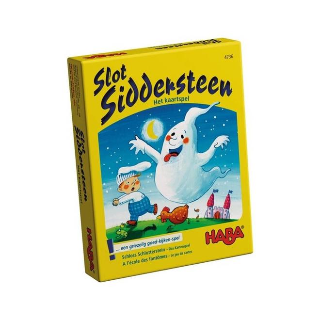 Slot Siddersteen - Kaartspel 4+