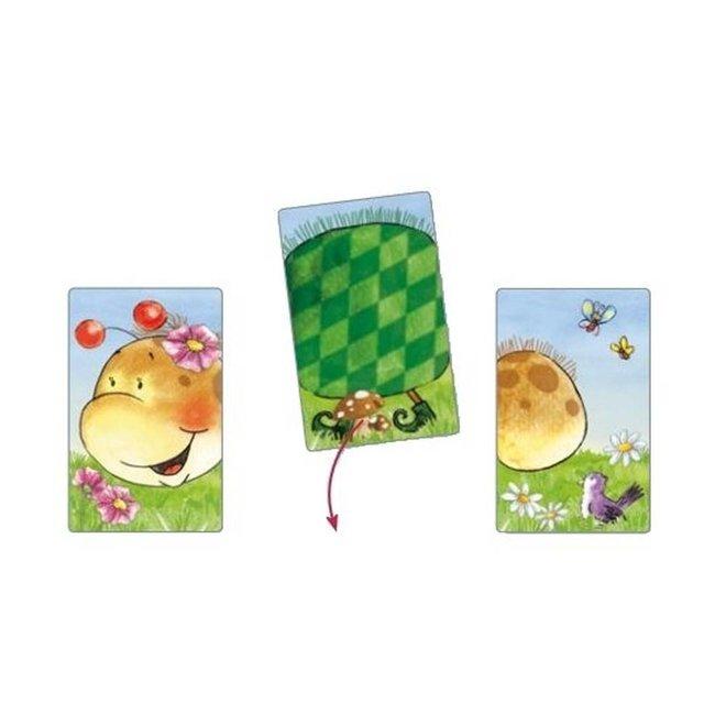 Kleine regenboogrups - Kaartspel 3+