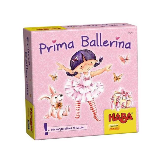 Prima Ballerina - Dansspel 4+