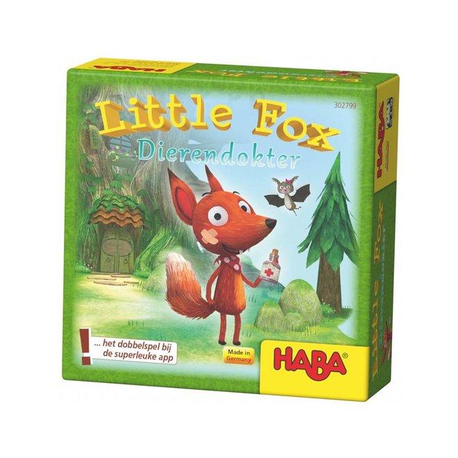 Little Fox Dierendokter - Dobbelspel 4+