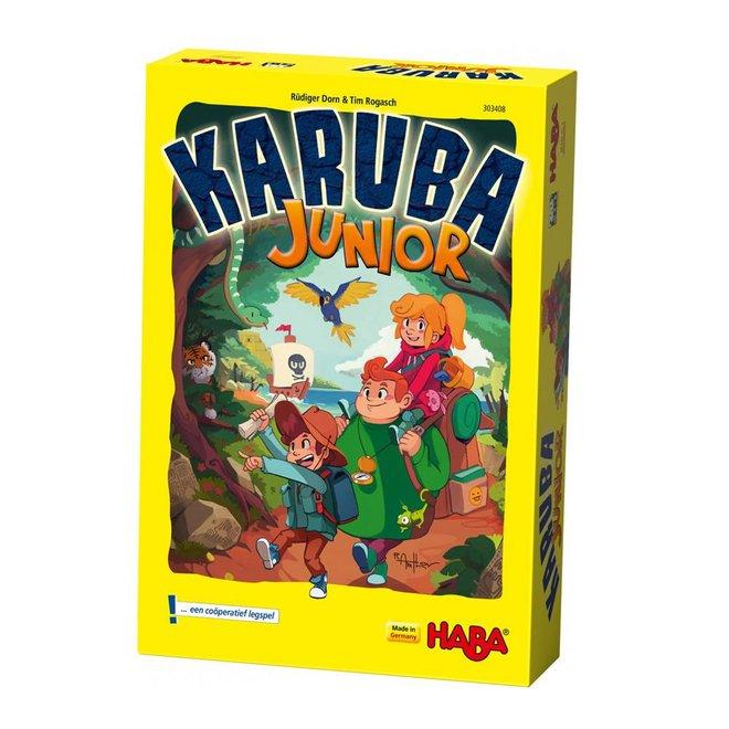 Karuba Junior - Legspel 4+