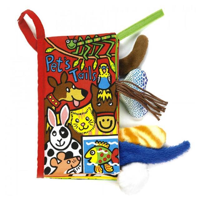 Jellycat Tails Pet Book