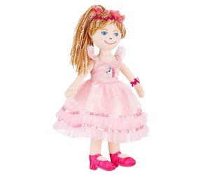 Licht Roze Jurkje : Pop charline met jurk licht roze de speelgoedwinkel