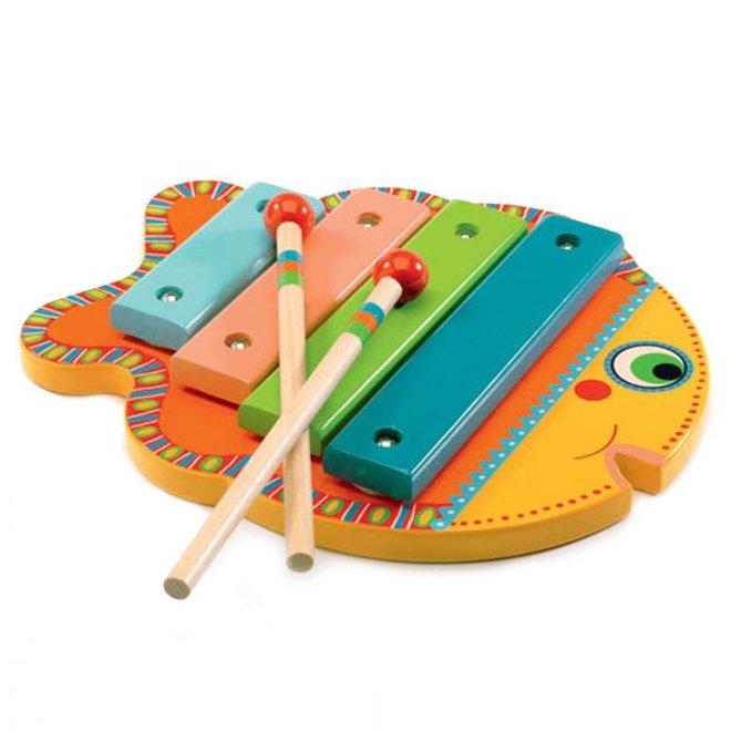 Xylofoon vis Animambo