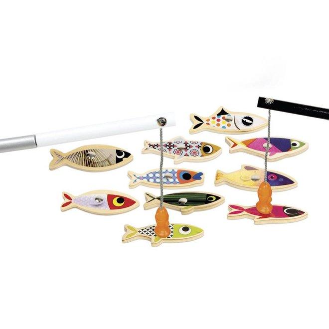 Visspel sardine2+