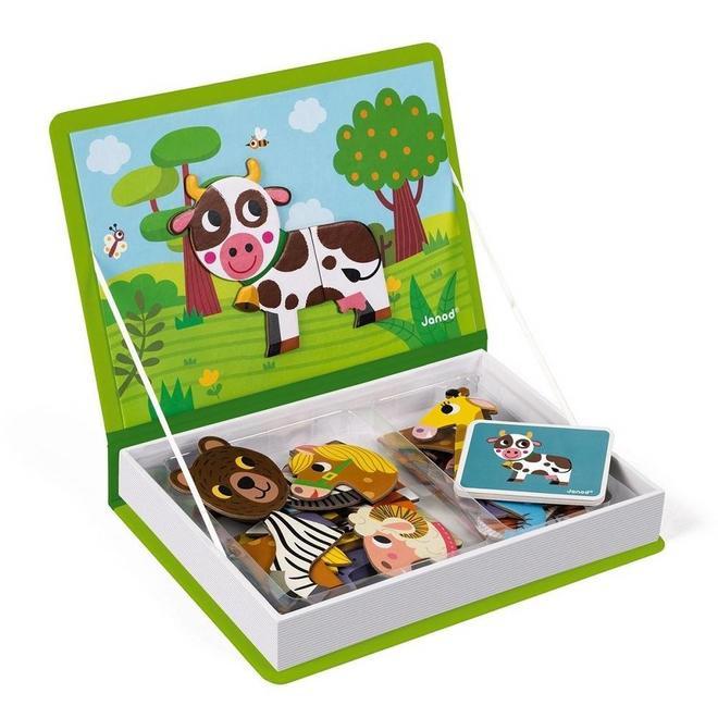 Magneetboek dieren
