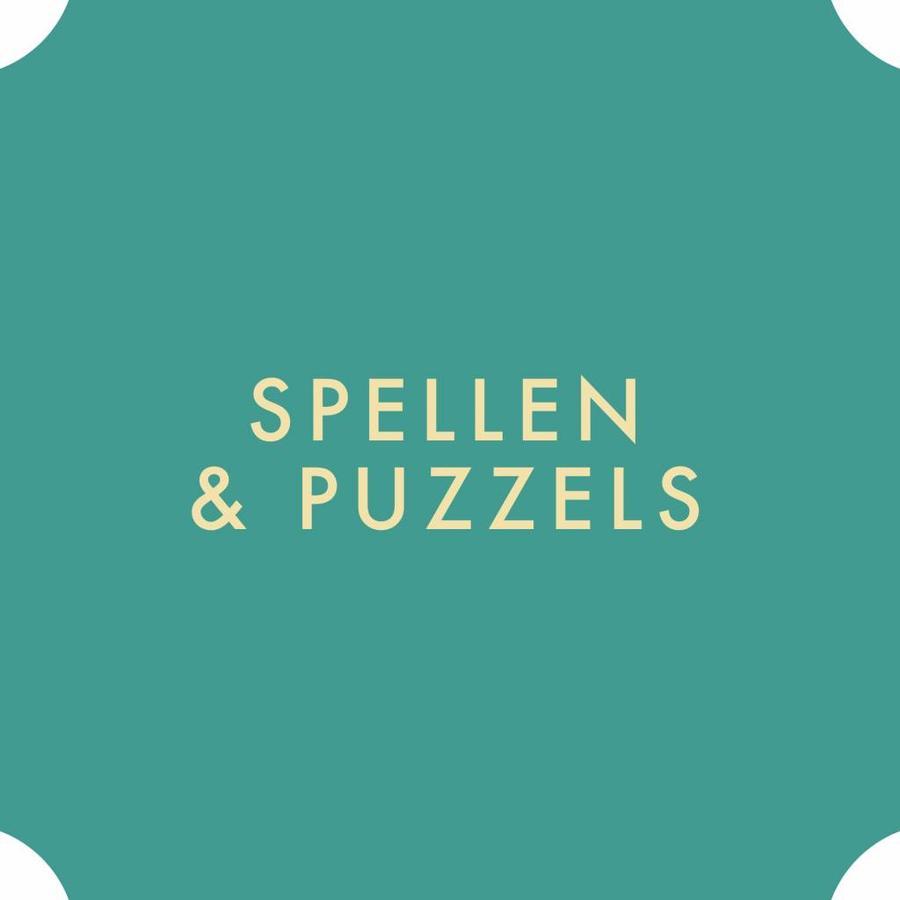 Spel & puzzel