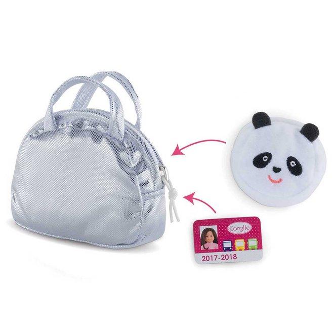 Tas, purse & ov kaart (voor pop met haar)