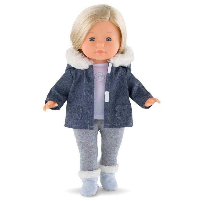 Ma Corolle Laarzen grijs (voor pop met haar)
