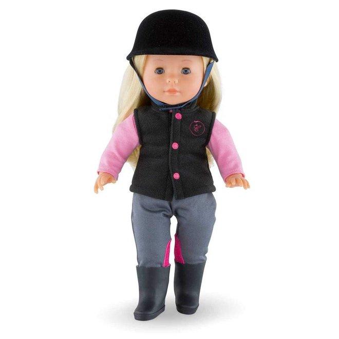 Ma Corolle Paardrijset (voor pop met haar)