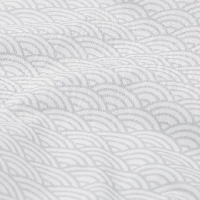 Cam Cam poppenkleding Grey Wave