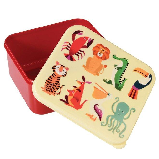 Rex London Colourful Creatures lunch box