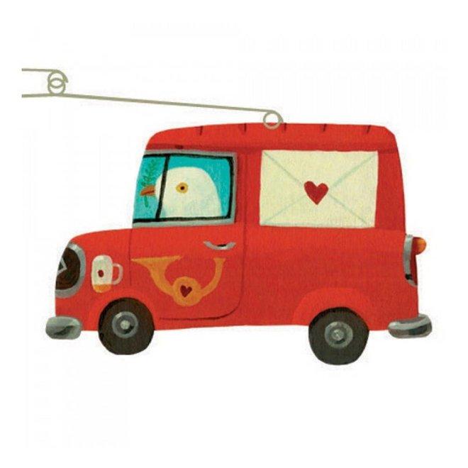 Mobiel voertuigen & verkeer