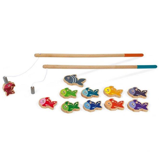 Visspel - Laten we gaan vissen 2+