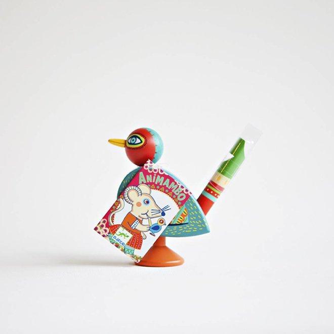 Vogel fluit Animambo
