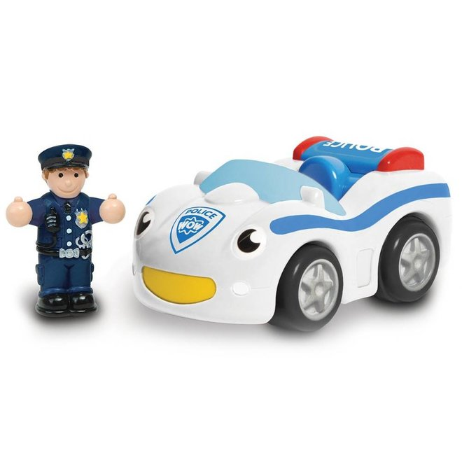 Cop Car Cody