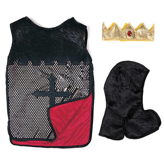 Ridder & koning verkleedset (M)