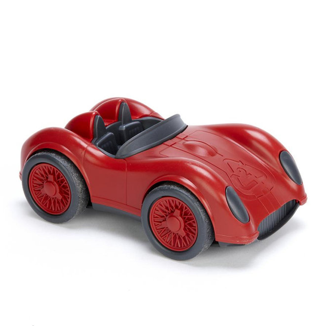 Green Toys Auto rood