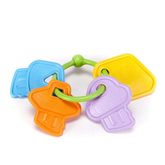 Rammel- en bijt sleutels