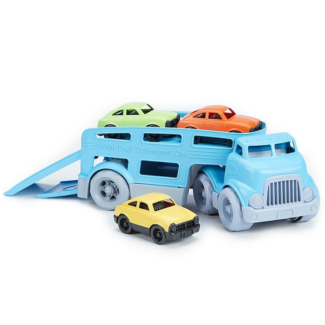 Green Toys Autotransporter