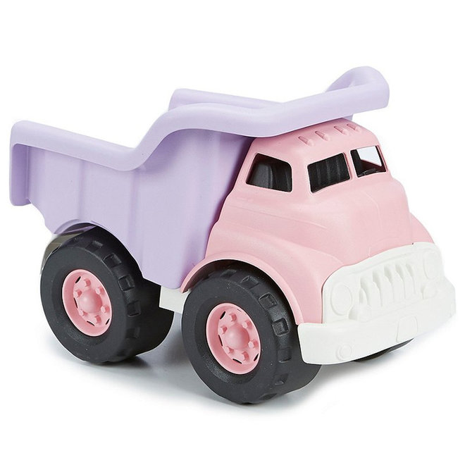 Kiepwagen roze