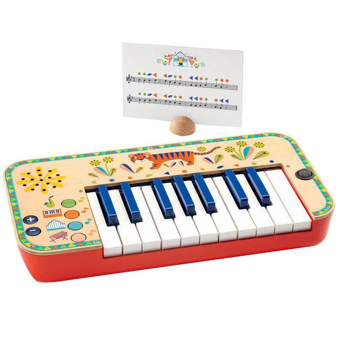 Djeco Synthesizer Animambo