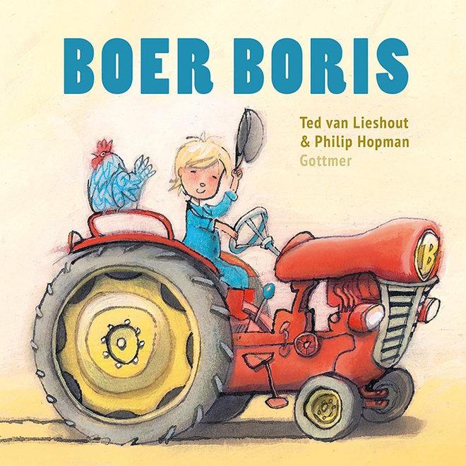 Boer Boris (met bouwplaat)